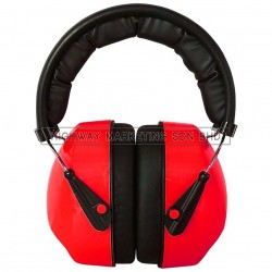 Hi-Safe HSF-40-0705 Red Earmuff 25dB