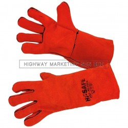 Hi-Safe HSF-40-0950 Full Leather Welding Glove