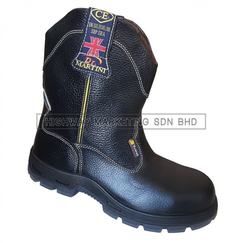 Dr. Martini Art No 87 High Cut Safety Shoes