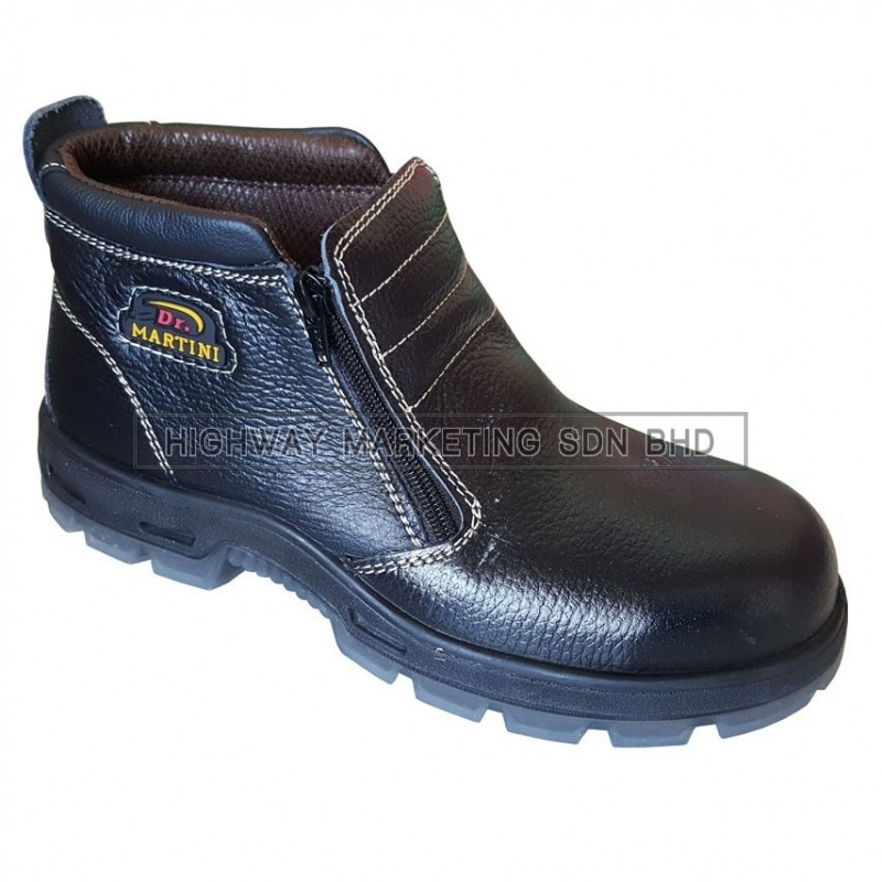 Dr. Martini Art No 198 Mid Cut Safety Shoes