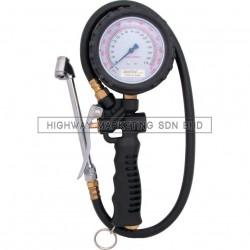 Dynatool DYN-10-3045 Heavy Duty Dial Type Tyre Inflator