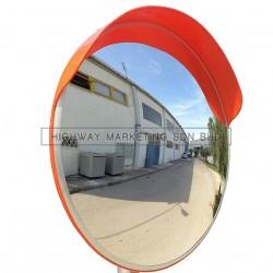 "Hi-Safe HSF-40-1932 Outdoor Convex Mirror 32""/800mm - 1"