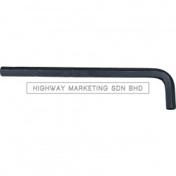 Kennedy KEN6015120K 12mm Long Arm Hexagon Wrench - 1
