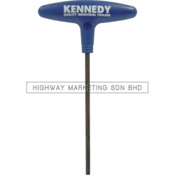 Kennedy 2-10mm T-Handle Hexagon Wrench - 1