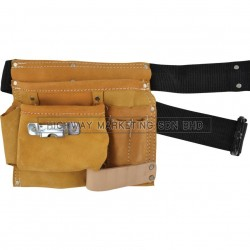 Kennedy 5-Pocket 2-Loop & Nail Pouch
