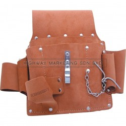 Kennedy 4-Pocket Electricians Tool Pouch - 1