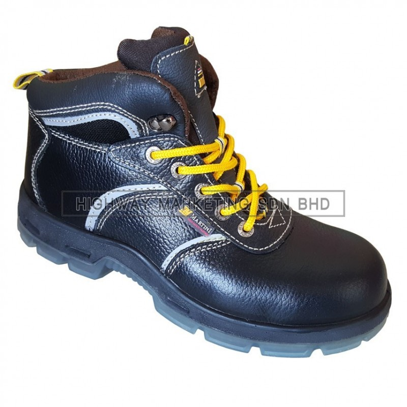 Dr. Martini Art No 89 Mid Cut Safety Shoes
