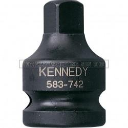 """Kennedy 1/2"""" SQ DR Reducer & Adaptors"""