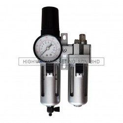 THB FRL50 Air Control Unit Air Filter Regulator/Lubricator