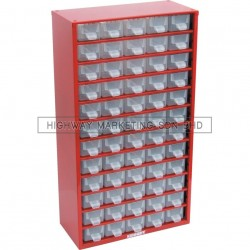 Kennedy KEN5935220K 60 Drawers Small Parts Storage Cabinet