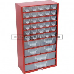 Kennedy KEN5935300K 36 Drawers Small Parts Storage Cabinet