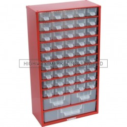 Kennedy KEN5935320K 48 Drawers Small Parts Storage Cabinet