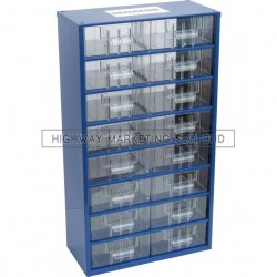 Senator SEN5935200K 16 Drawer Small Parts Storage Cabinet