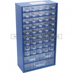 Senator SEN5935320K 47 Drawers Small Parts Storage Cabinet