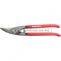 Kennedy Right Hand Cranked Blade Snips