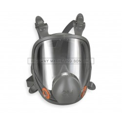 3M 6800 Double Full Facepiece Respirator