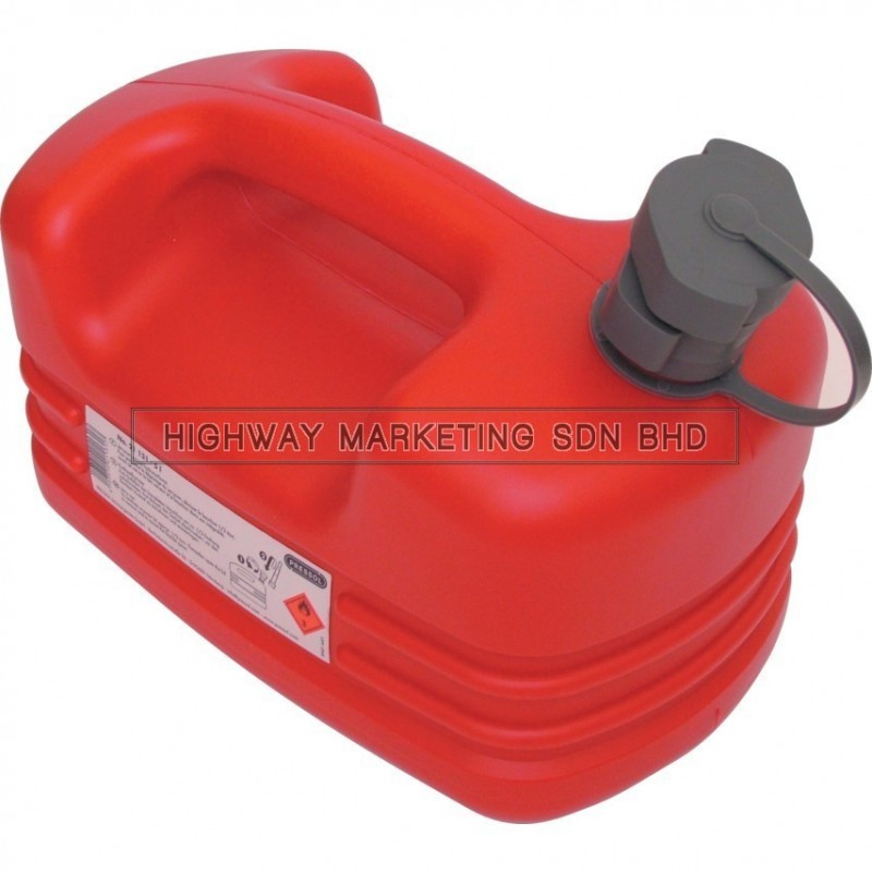 Kennedy KEN5039100K 5ltr Non-Approved Fuel Containers