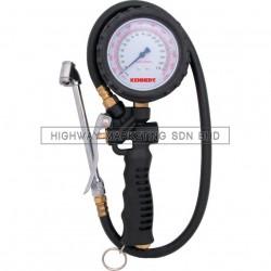 Kennedy KEN5038480K Heavy Duty Dial Type Tyre Inflator