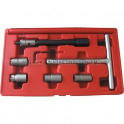Kennedy KEN5031830K Diesel Injector Seat Cutter Set