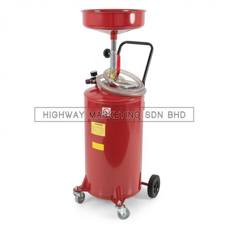 Daypower DYP-20-0473 Air Operated Waste Oil Drainer