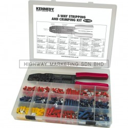 Kennedy KEN5155530K 5 Way Stripping & Crimping Kit