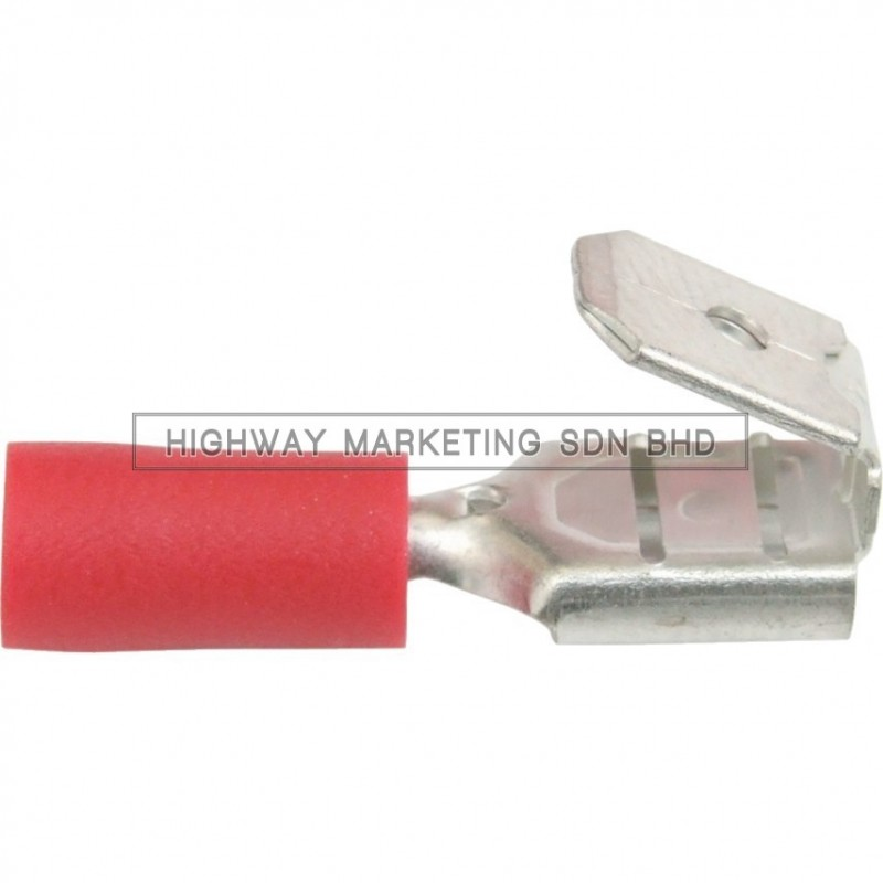 Kennedy KEN5153730K Red Push-on Piggy Back Terminals