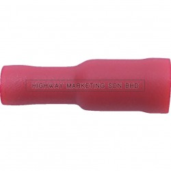 Kennedy KEN5153100K Red 4.0mm Female Socket