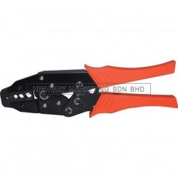 Kennedy KEN5155340K Coaxial Ratchet Crimping Plier