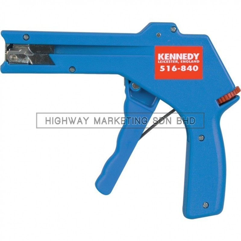 Kennedy KEN5168400K 2.4-4.8mm Cable Tie Gun