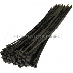 Edison Assorted Black Cable Ties