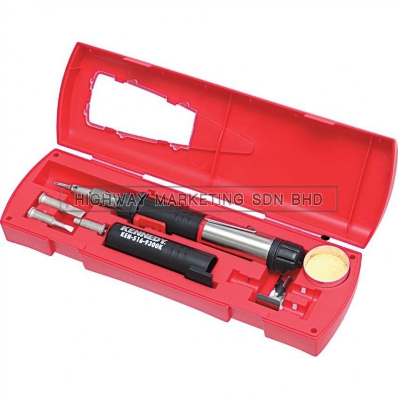 Kennedy KEN5169320K BSK125 Butane Soldering Tool Kit