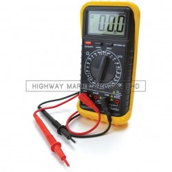 Edison EDI5163000K Digital Multimeter