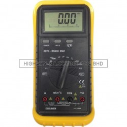 Edison EDI5162700K Digital Multimeter
