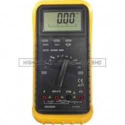 Edison EDI5162700K Digital Multimeter