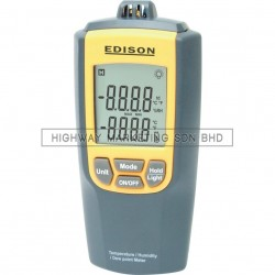 Edison EDI3124040K Relative Humidity & Temperature Tester