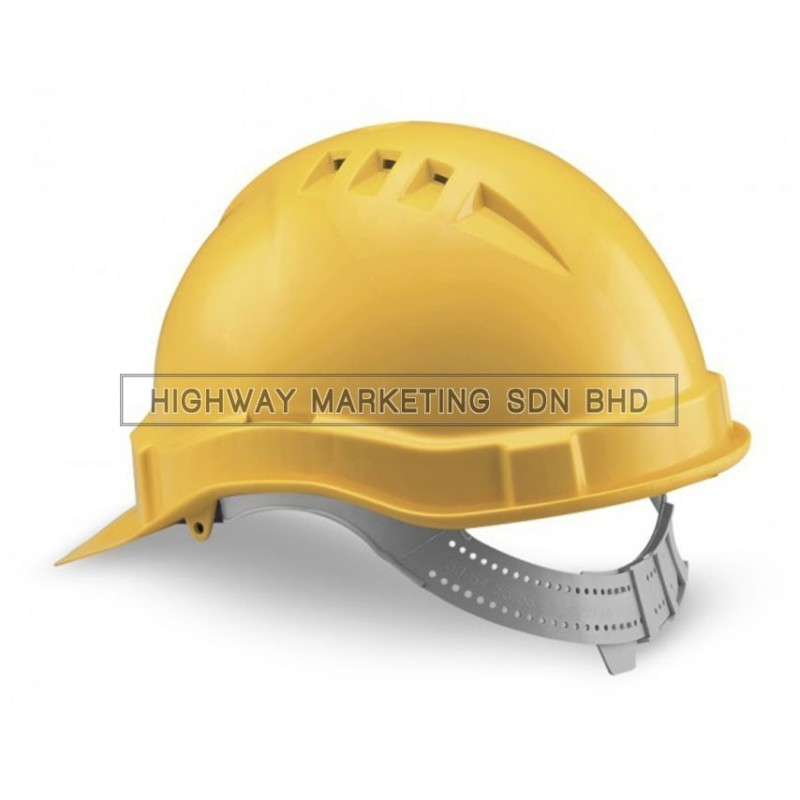 Proguard HG2-WHG3PL Advantage 2 Safety Helmet Pin Lock