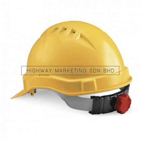 Proguard HG2-WHG3RS Advantage 2 Safety Helmet Stealth Lock