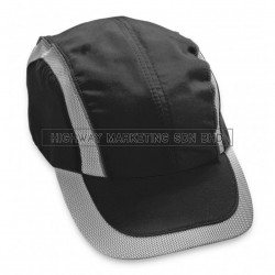 Proguard CBC-99 BLK Cotton Bump Cap Black