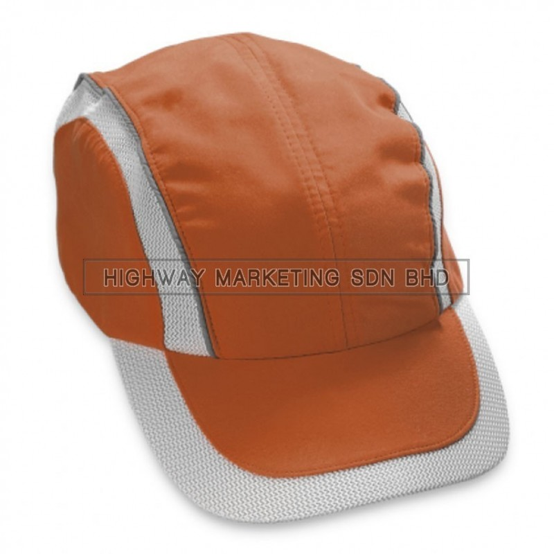 Proguard CBC-99 OR Cotton Bump Cap Orange