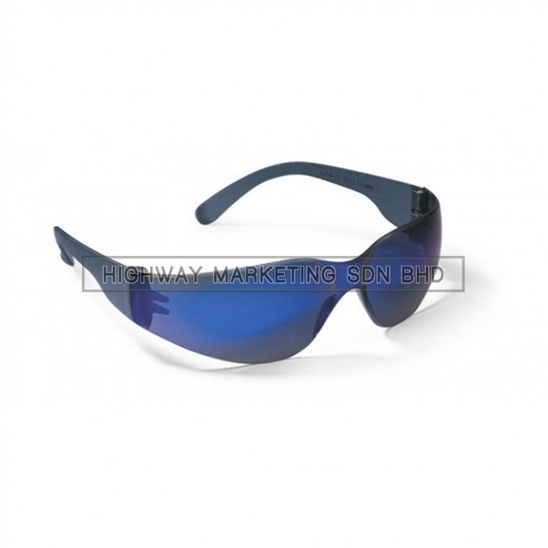 Proguard SL-469M Smoke Blue Lens Safety Eyewear