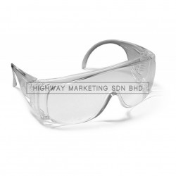 Proguard VS-2000C Clear Lens Visitor Safety Eyewear