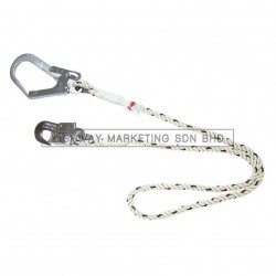 Swelock K611 Fibre Rope Type Single Lanyard