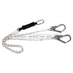 Swelock K650-1 Double Shock Absorbing Lanyard