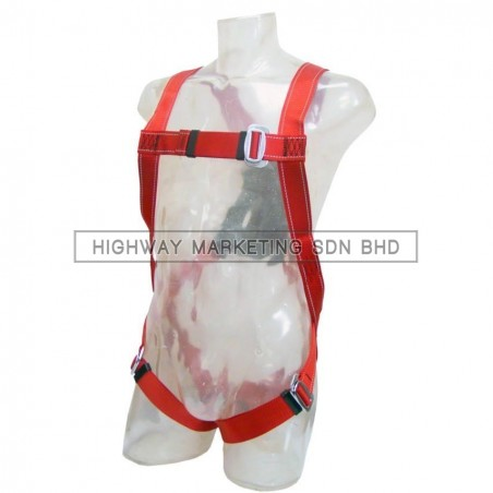 Swelock Colock Reflective Full Body Harness