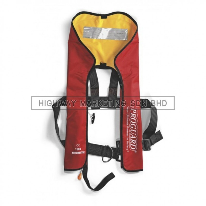 Proguard ZHGQYT-0511 Inflatable Life Jacket