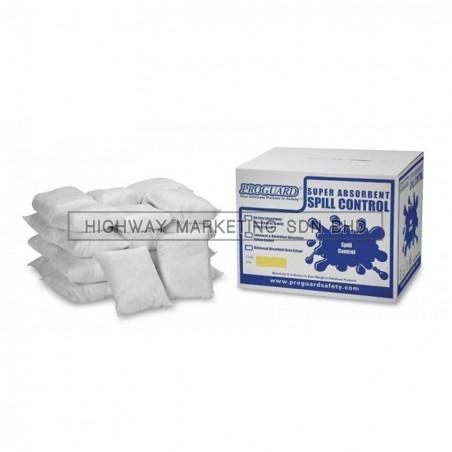 Proguard BOS-PIL2025 20cmx25cm Oil Only Absorbent Pillow