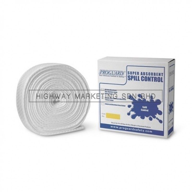 Proguard BOS-FLD3802S Oil Only Absorbent Folded