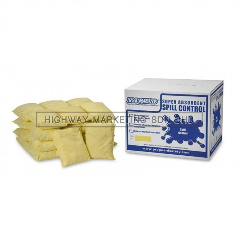Proguard HOS-PIL4050 40cmx50cm Chemical Absorbent Pillow