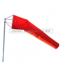 "Proguard RWS-24R 24"" Replacement Wind Sock"