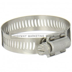 Breeze Power Seal Stainless Steel Hose Clamp